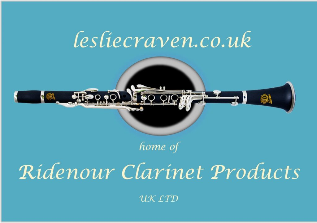 Leslie Craven | Ridenour Clarinet Products