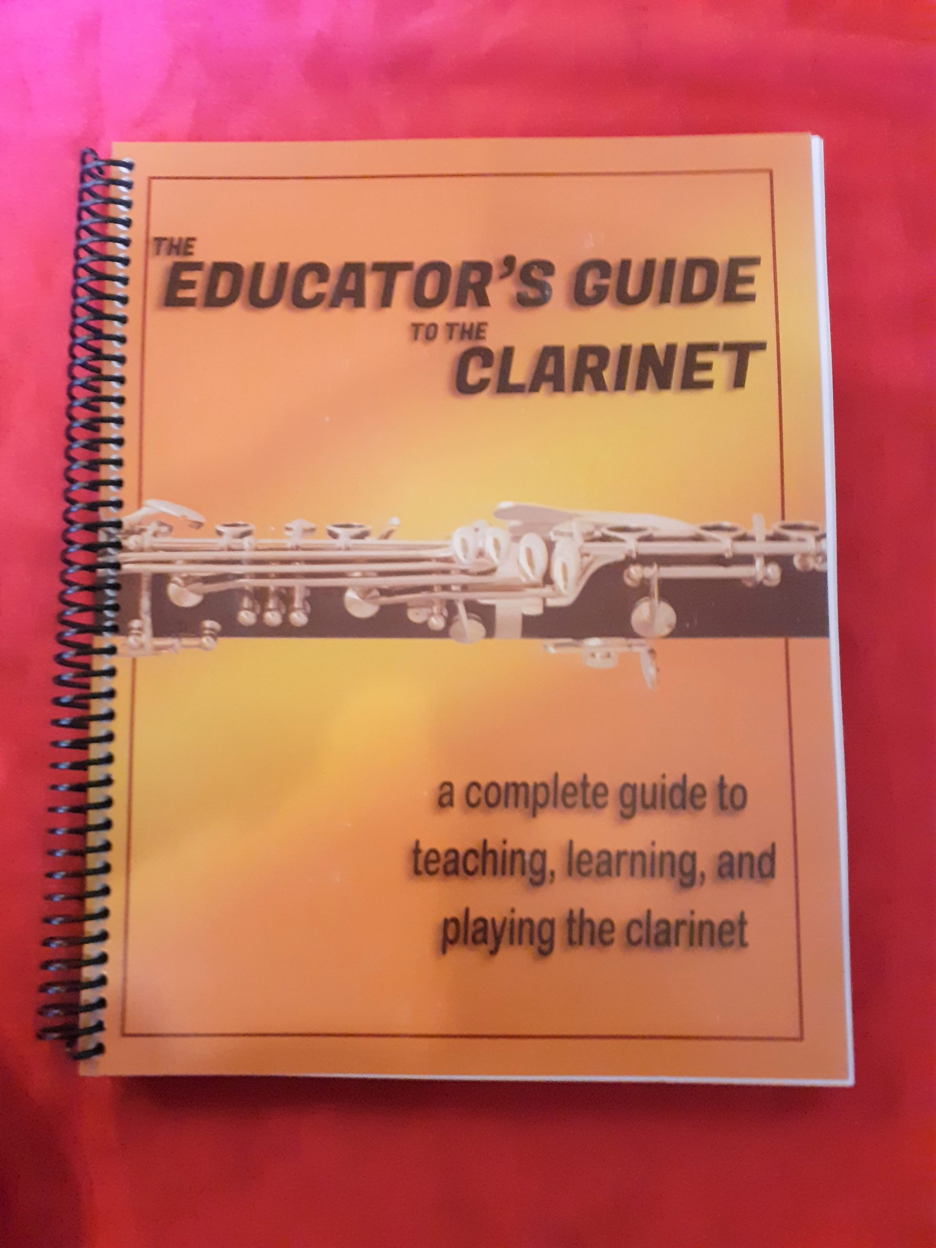 The latest edition of the Educator's Guide